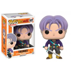 Dragonball Z Trunks POP! Figur 9 cm