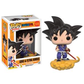 Dragonball Z Goku auf Jindujun POP! Figur 9 cm