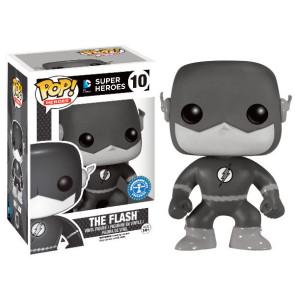 DC Comics The Flash POP! Black & White Figur Exclusive
