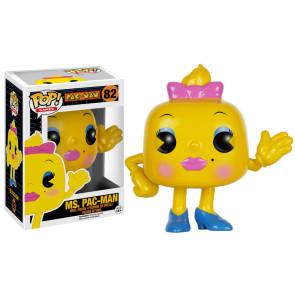 Ms. Pac-Man POP! Figur 8 cm