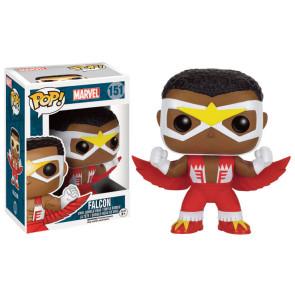 Marvel Comics Falcon POP! Figur 9 cm