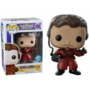Guardians of the Galaxy Star-Lord POP! Figur Mixed Tape 10 cm Exclusive