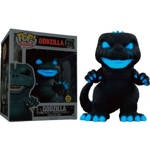 Godzilla POP! Figur Atomic Breath GITD 15 cm Exclusive
