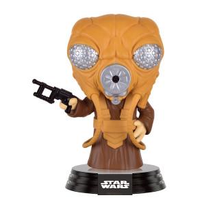 Star Wars Zuckuss POP! Figur 9 cm Limited
