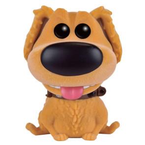 Oben Dug POP! Figur Flocked 9 cm Limited