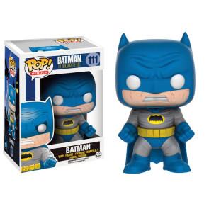 Batman Dark Knight Returns POP! Blue Costume 9 cm