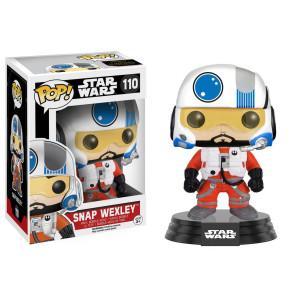 Star Wars VII Snap Wexley POP! Figur 9 cm