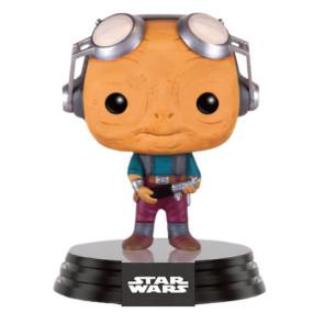 Star Wars VII Maz Kanata POP! Figur No Glasses 9 cm Limited
