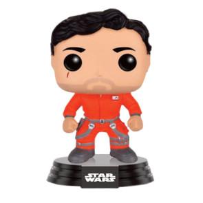 Star Wars VII Poe Dameron POP! Figur Jumpsuit 9 cm Limited