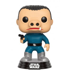 Star Wars Blue Snaggletooth POP! Figur 9 cm Exclusive