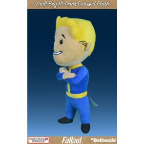 Fallout 4 Plüschfigur Vault Boy 111 Arms Crossed 30 cm