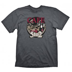 Silent Hill T-Shirt Cafe 5 to 2