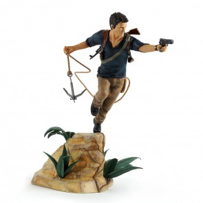 Uncharted Nathan Drake Statue 30 cm