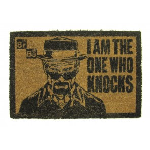 Breaking Bad I am the one who knocks Fußmatte 40 x 60 cm
