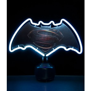 Batman v Superman Neon-Leuchte Logo 24 x 30 cm
