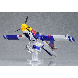 Red Bull Air Race Transforming-Actionfigur Plane 14 cm