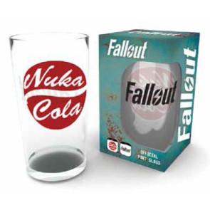 Fallout Glas Nuka Cola