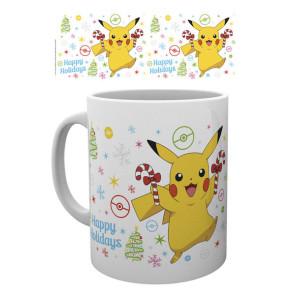 Pokemon Tasse XMAS Pikachu