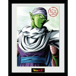 Dragonball Z Poster im Rahmen Piccolo 45 x 34 cm