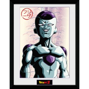 Dragonball Z Poster im Rahmen Freezer 45 x 34 cm