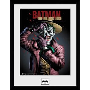 Batman Poster im Rahmen Killing Joke 45 x 34 cm