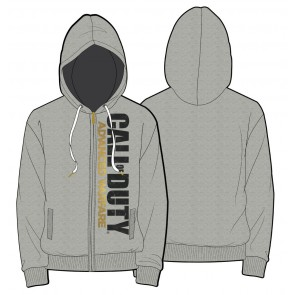 Call of Duty Advanced Warfare Kapuzenjacke Vertical Logo