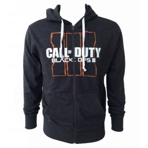 Call of Duty Black Ops III Kapuzenjacke Logo