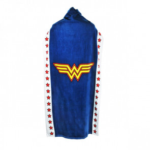 Wonder Woman Handtuch (Umhang) Logo 135 x 72 cm