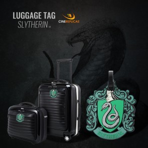 Harry Potter Kofferanhänger Slytherin