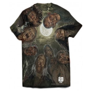 Walking Dead T-Shirt Walk Over You
