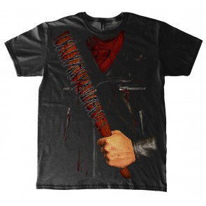 The Walking Dead T-Shirt Negan Costume