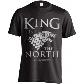 Game of Thrones T-Shirt King In The North