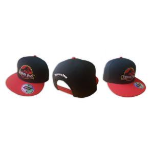 Jurassic Park Hip Hop Cap Logo