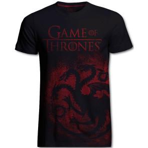 Game of Thrones T-Shirt Targaryen Jumbo Print