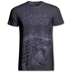 Game of Thrones T-Shirt Stark Jumbo Print