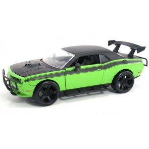 Fast & Furious 7 Diecast Modell 1/24 2011 Letty's Dodge Challenger
