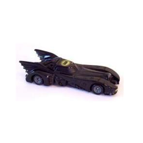 Batman Diecast Modell 1/24 1989 Batmobile mit Figur