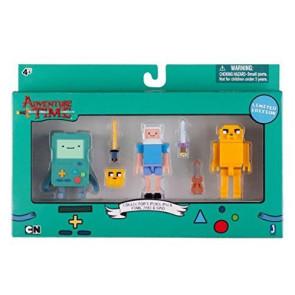 Adventure Time Sammelfiguren 3er-Pack 7 cm
