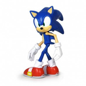 Sonic the Hedgehog Actionfigur 20th Anniversary Super Poser Sonic 15 cm