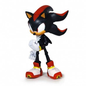 Sonic the Hedgehog Actionfigur 20th Anniversary Super Poser Shadow 15 cm