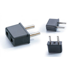 Reisestecker Adapter US auf EU