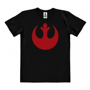 Star Wars Easy Fit Organic T-Shirt Rebel Alliance Logo