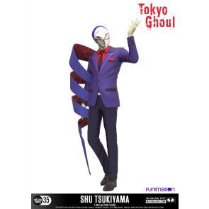 Tokyo Ghoul Color Tops Actionfigur Shu Tsukiyama 18 cm