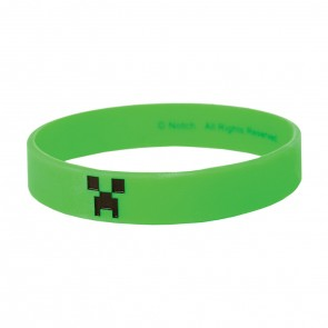 Minecraft Gummi Armband Creeper