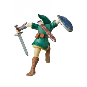 The Legend of Zelda Twilight Princess HD UDF Minifgur Link 7 cm