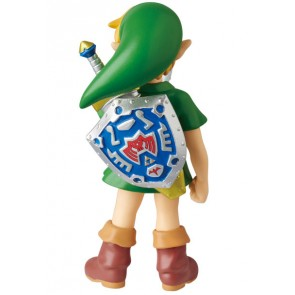 The Legend of Zelda Majora's Mask 3D UDF Minifgur Link 7 cm