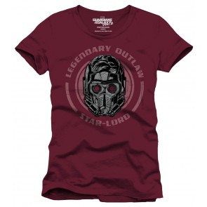 Guardians of the Galaxy 2 T-Shirt Legendary Outlaw