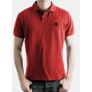 Spider-Man Polo Shirt Spider rot