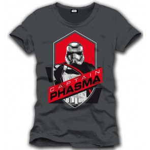 Star Wars Episode VII T-Shirt Captain Phasma
