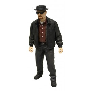 Breaking Bad Heisenberg Actionfigur 30 cm